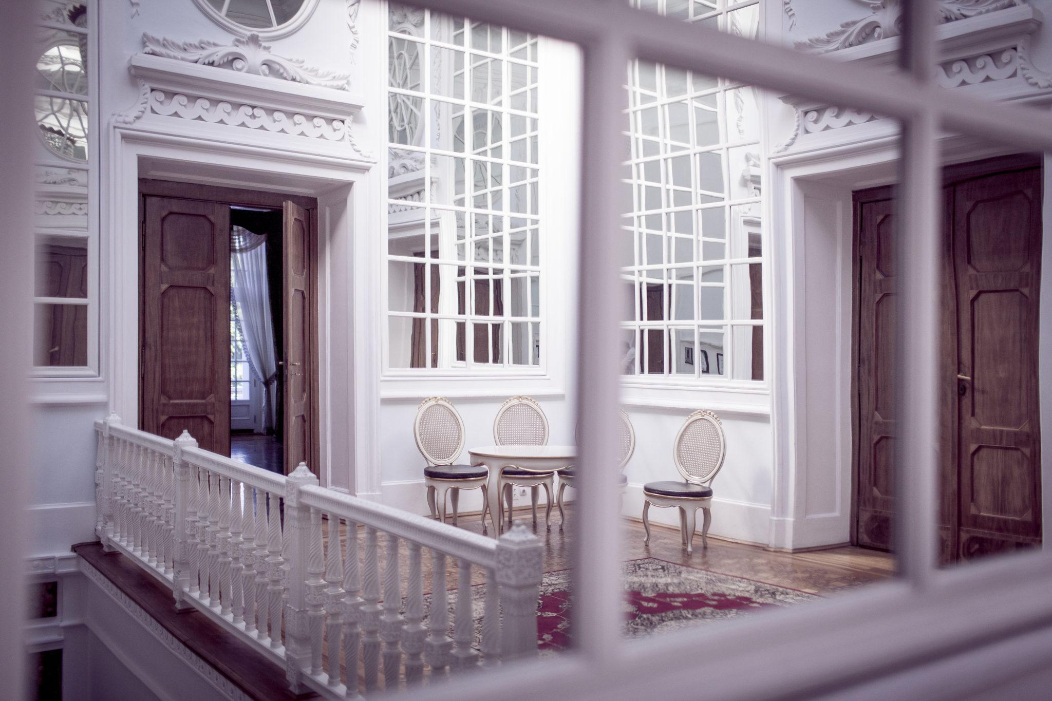 Wnętrze Pałacu Radziwiłłów